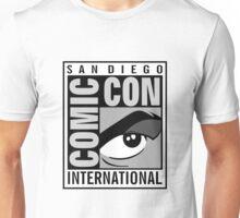 Comic Con Greyscale Unisex T-Shirt