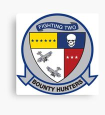 VFA-2 Bounty Hunters Canvas Print