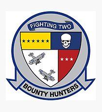 VFA-2 Bounty Hunters Photographic Print
