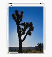 Joshua Silhouette  iPad-Hülle & Klebefolie