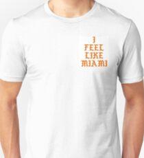 The Life of Pablo Miami Unisex T-Shirt