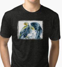 Eagle Totem Tri-blend T-Shirt