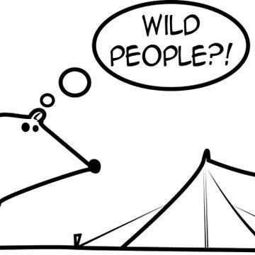 wild people  by radovansensel
