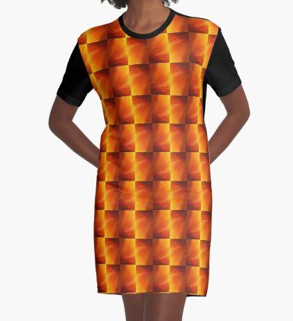 Indulge Graphic T-Shirt Dress