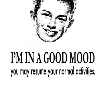 Warn the World-good mood (boy). by CCsUniverse