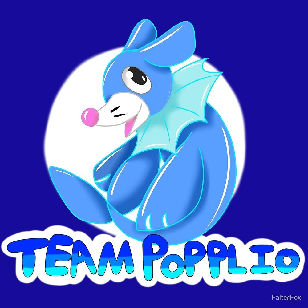 Team Popplio by Casper Fox