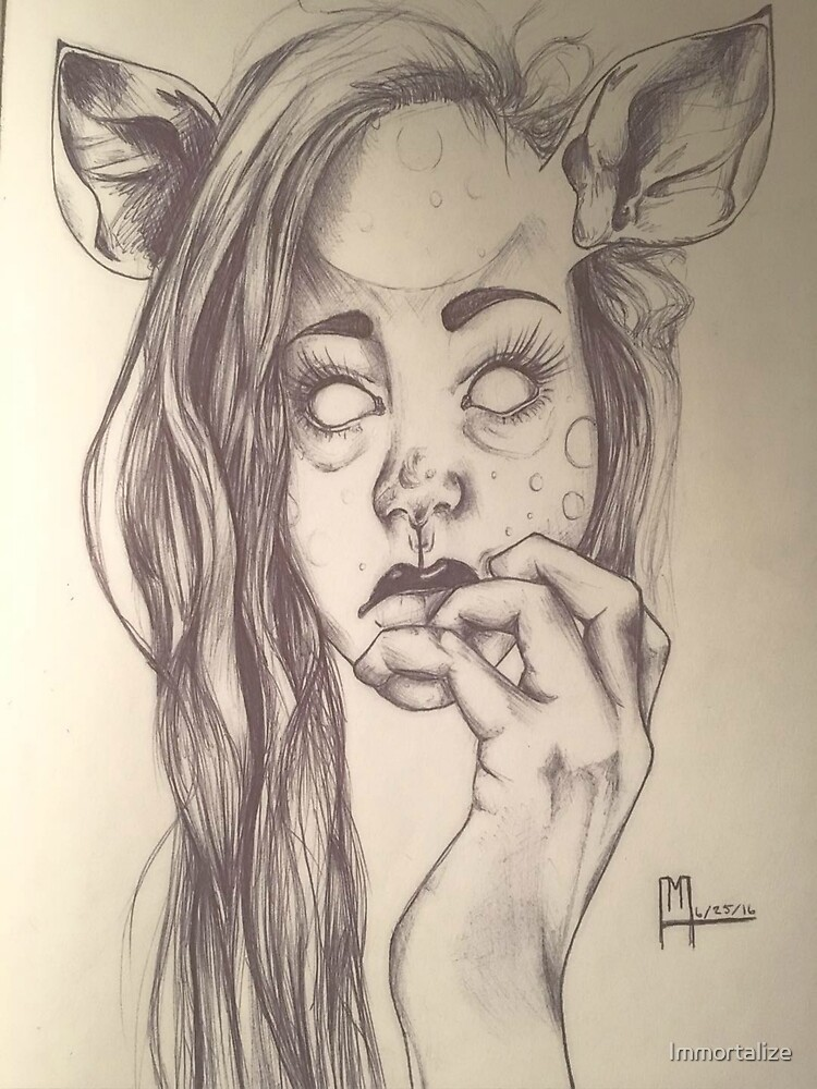 Fawn Child by Immortalize