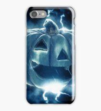 Ethereal Jack-O-Lantern iPhone Case/Skin