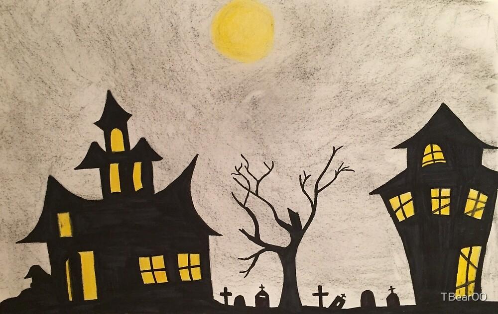 Halloween Night  by TBear00