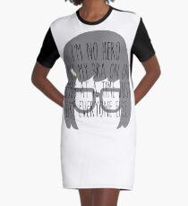 tina Graphic T-Shirt Dress
