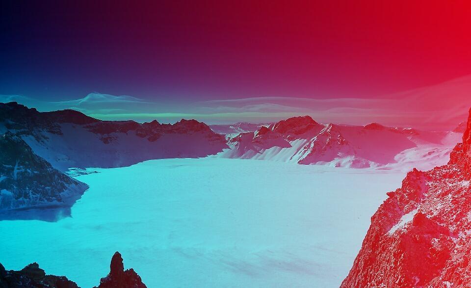 3D Mountains by alexg11100