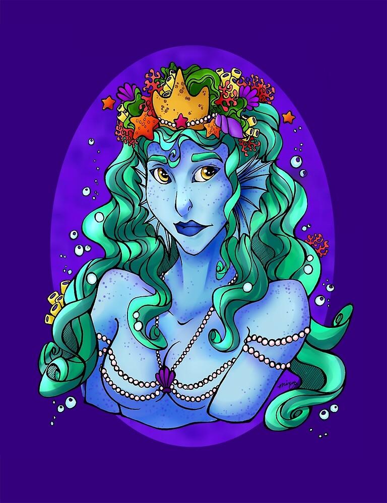 Mer-Princess by mickaroo