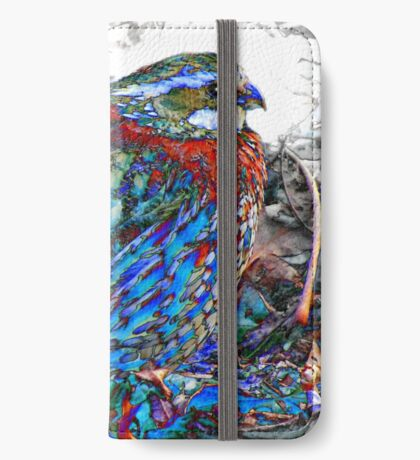 20. Colorfully Camouflaged iPhone Wallet