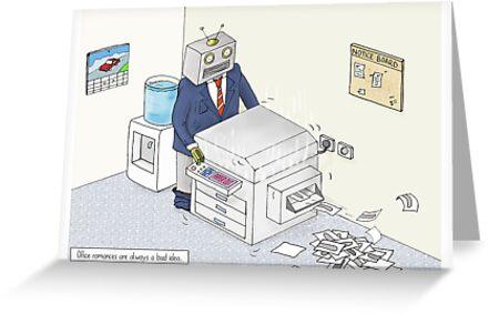 Office Romances...  by stinkwizard