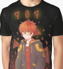 Mystic Messenger 707 Graphic T-Shirt