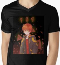 Mystic Messenger 707 Men's V-Neck T-Shirt