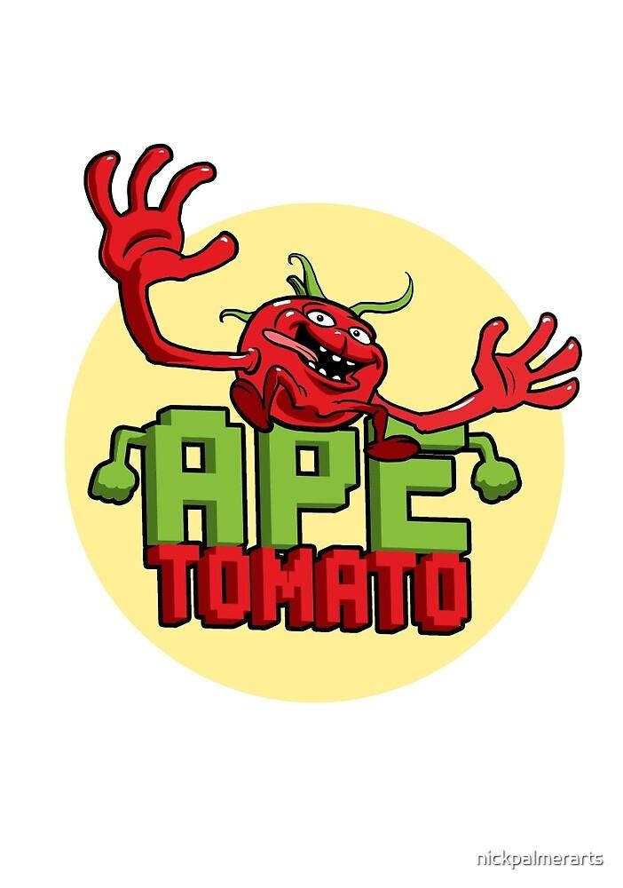 Ape Tomato by nickpalmerarts