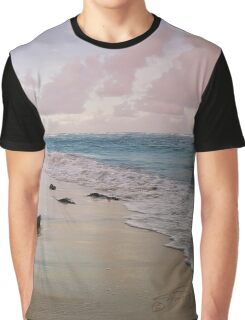 Driftwood Cross  Graphic T-Shirt