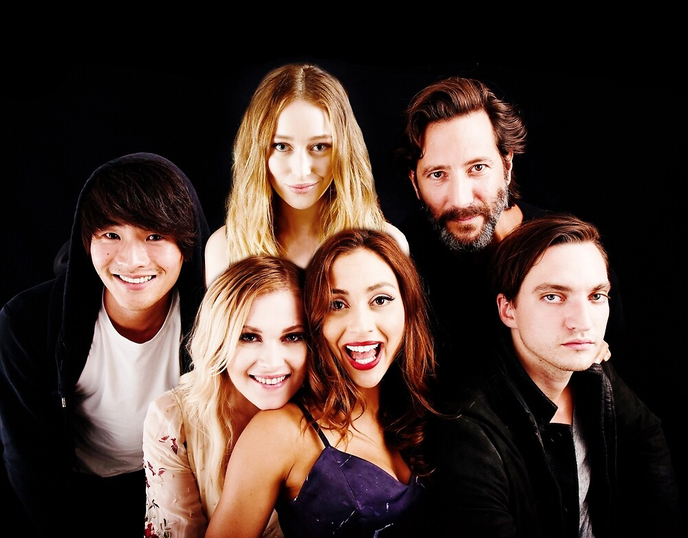 The 100 by twistedlilliars