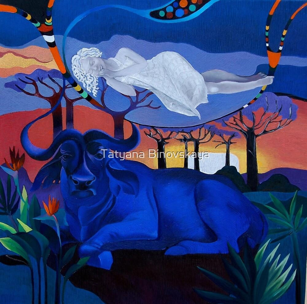 """Night Dreams"" by Tatyana Binovskaya"