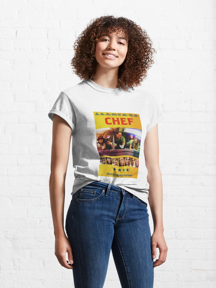 Alternate view of Chef Classic T-Shirt