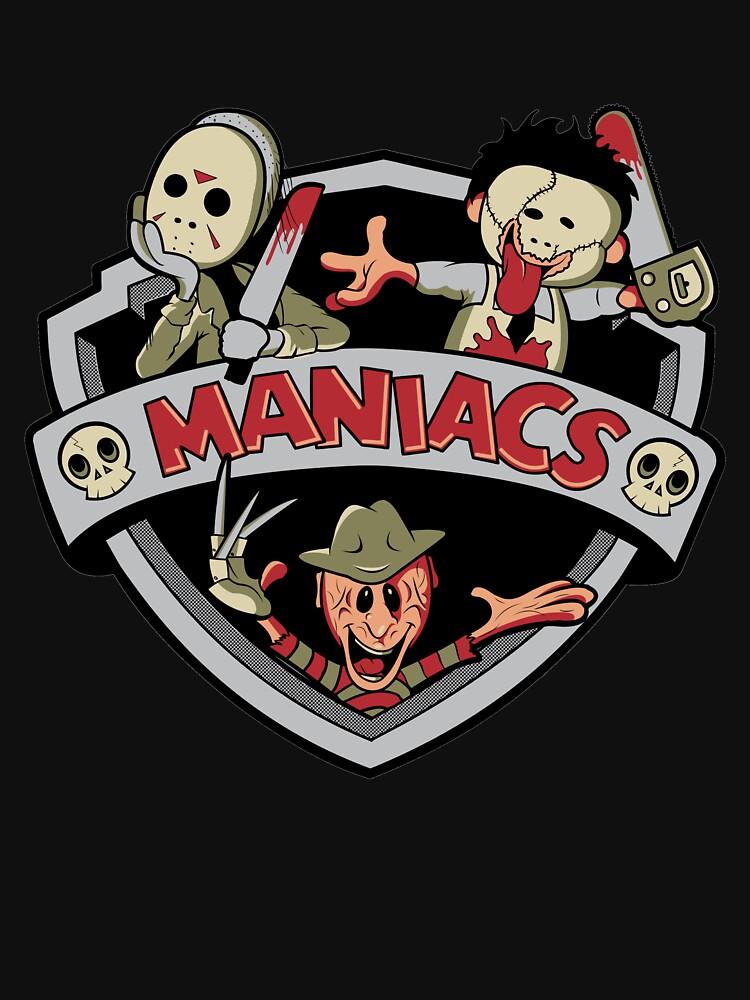 MANIACS! | Unisex T-Shirt