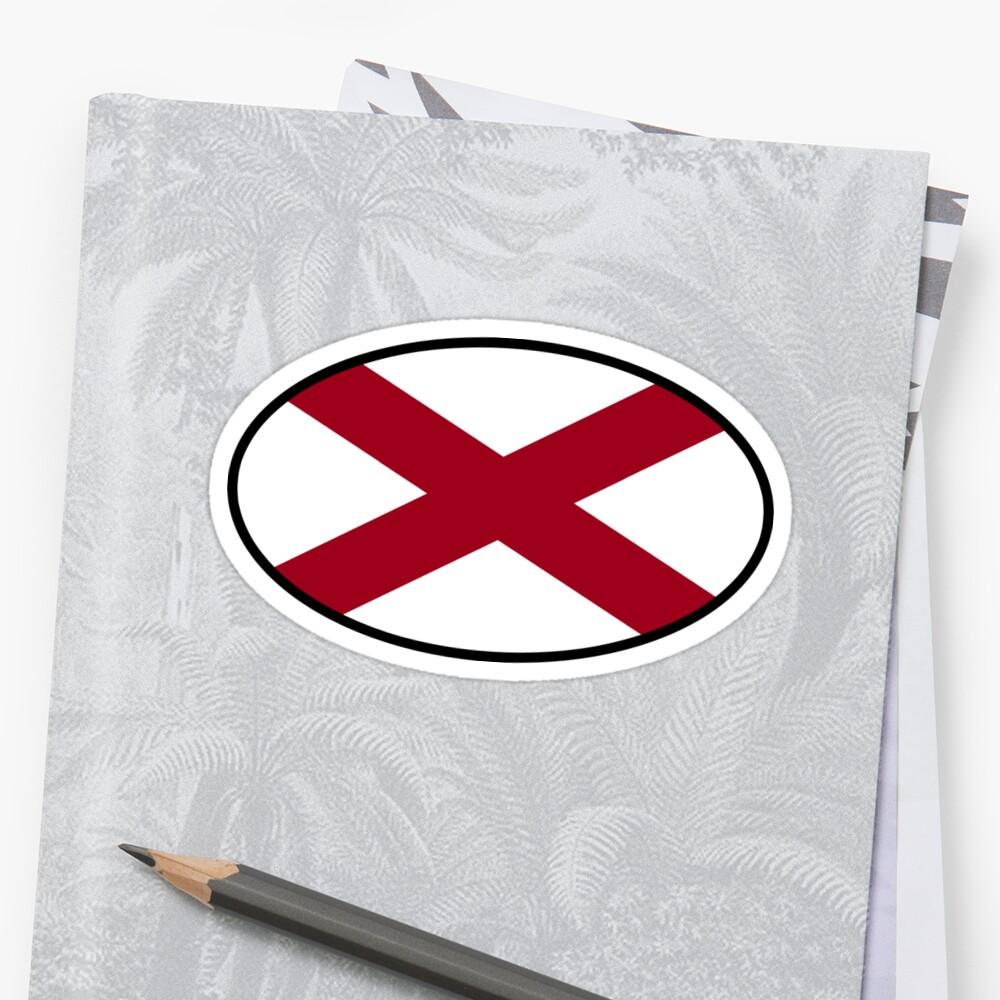 Alabama State Flag by Stepz2007