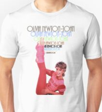 Olivia - Physical Retro T-Shirt
