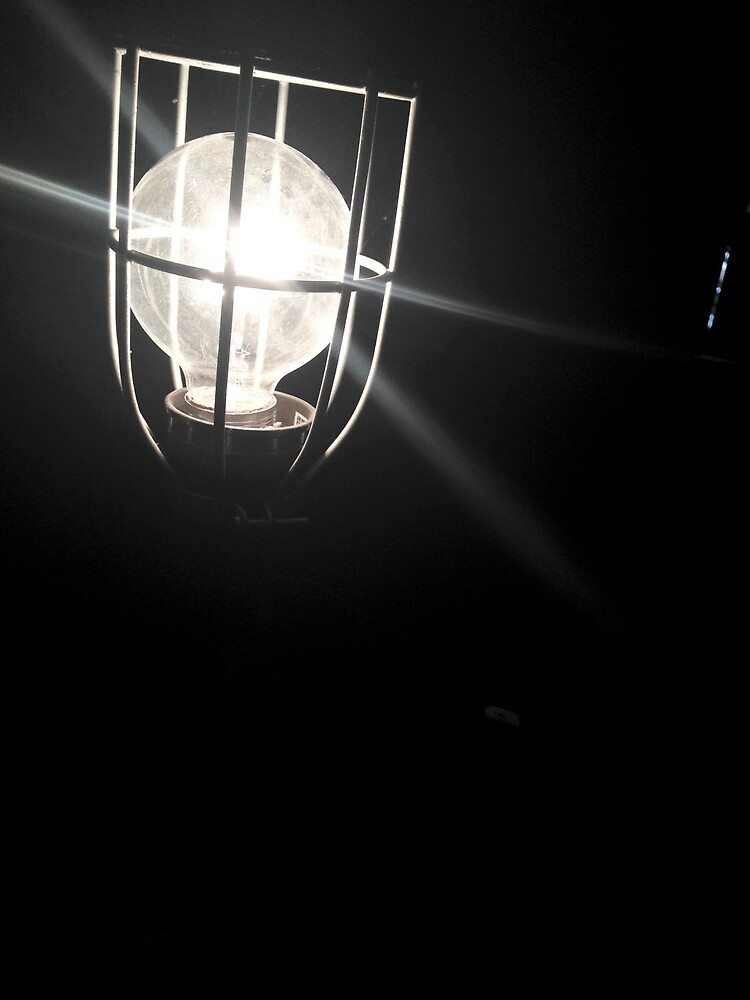Ghost Light by AlessaBrown