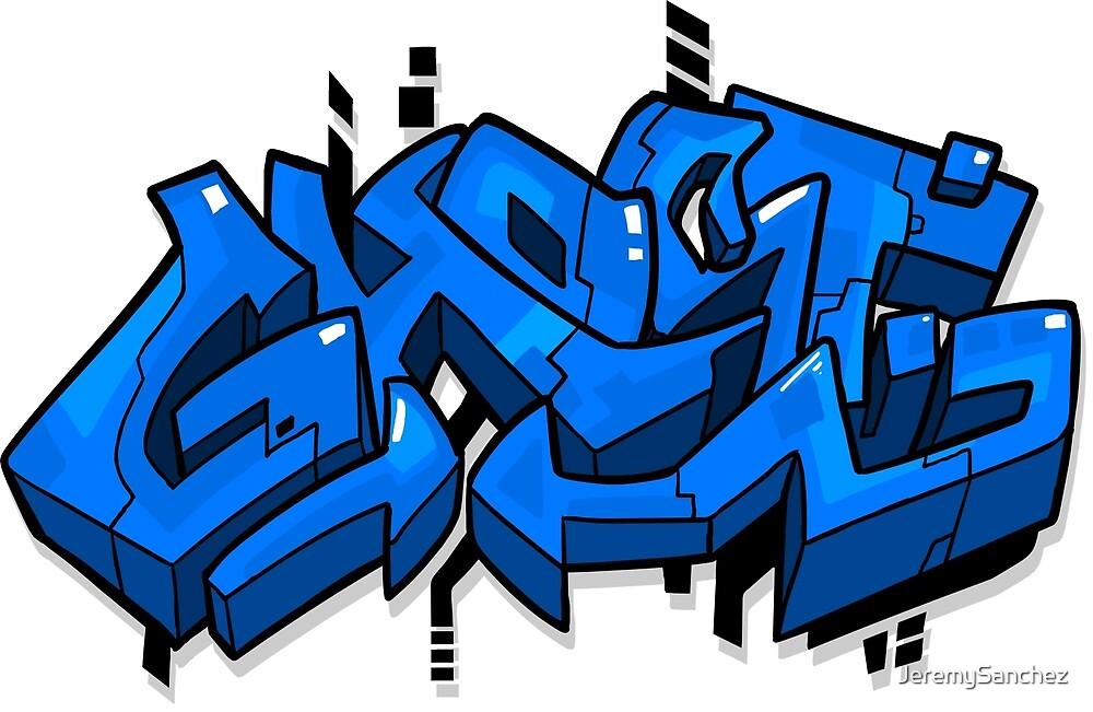"""Graffiti """"Ghost"""" - By GhostToast  by JeremySanchez"""