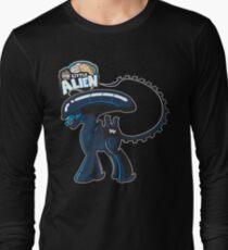 My Little Alien Long Sleeve T-Shirt