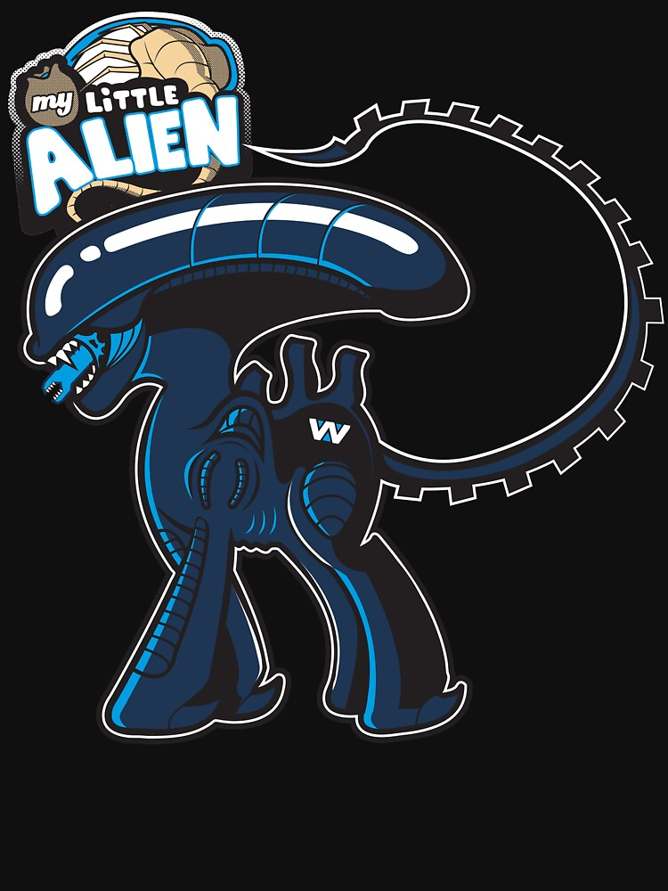 TShirtGifter presents: My Little Alien | Unisex T-Shirt