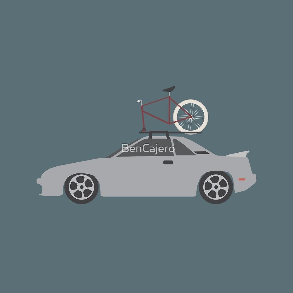 Toyota MR2 by BenCajero