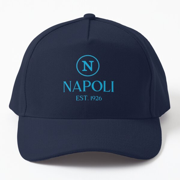 Napoli Blue Baseball Cap