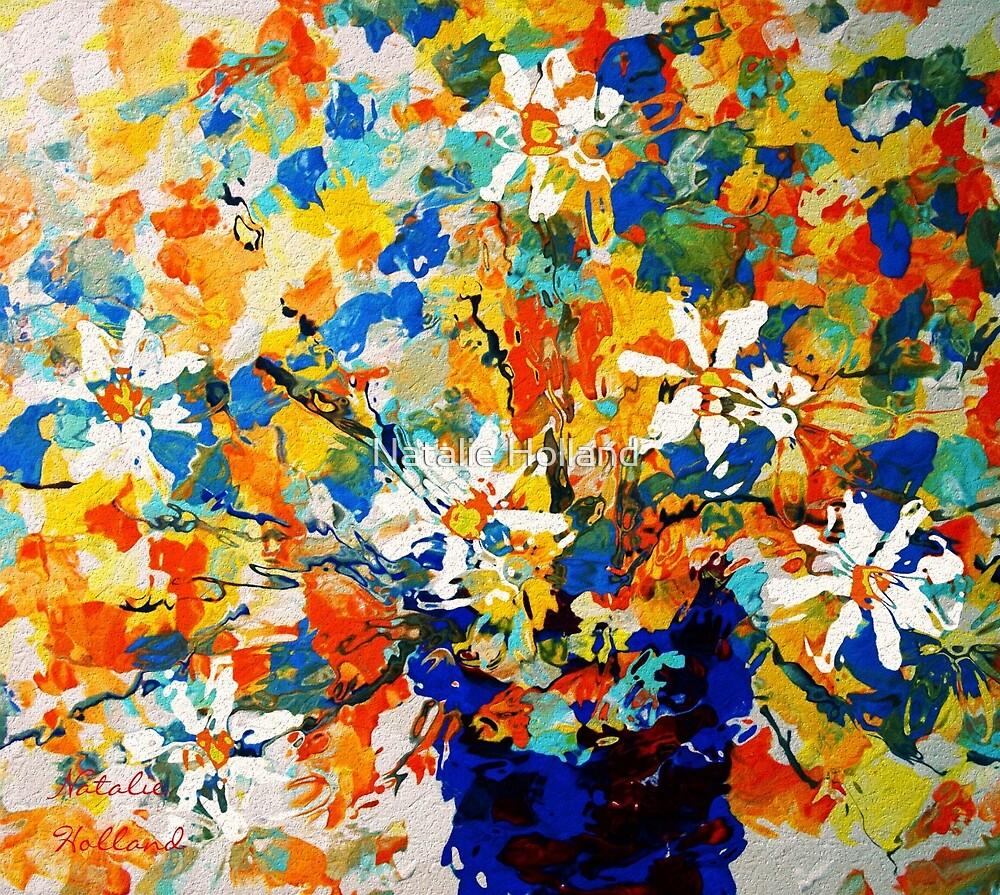 Sun Glow Bouquet by Natalie Holland