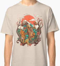 autumn sunset Classic T-Shirt