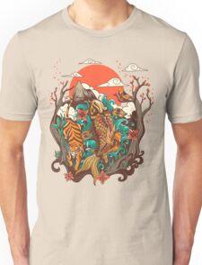 autumn sunset Unisex T-Shirt