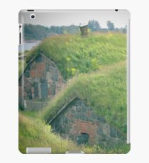 Hobbit Homes iPad Case/Skin