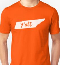 Y'all Tennessee T-Shirt