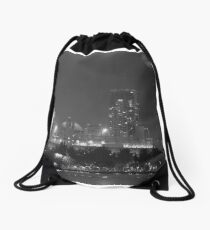 Downtown San Diego Drawstring Bag