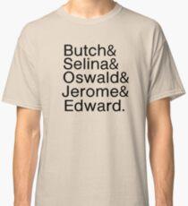 Gotham's Villains Real Name List Classic T-Shirt