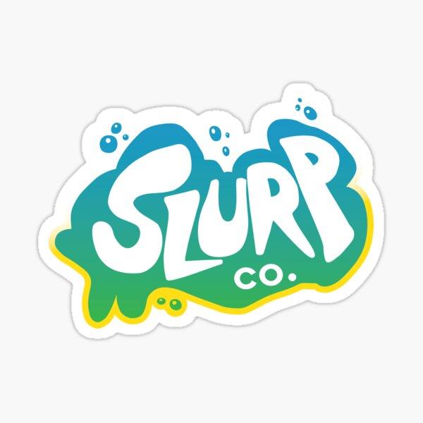 SLURP Co. Sticker