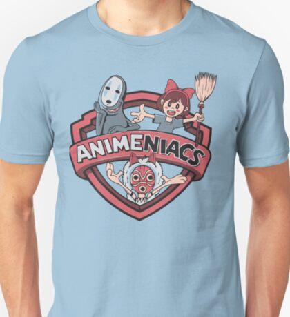 Animeniacs 6 T-Shirt