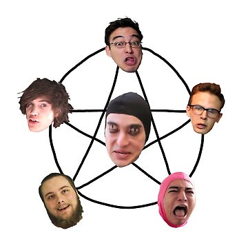 Filthy Frank and Friends Sacrifice by CapricaPuddin