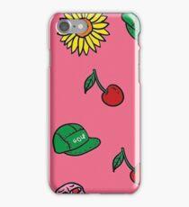 Tyler the Creator Cherry Bomb Art iPhone Case/Skin