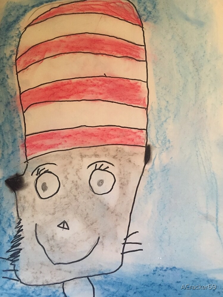 The Cat in the Striped Hat by ACracker69