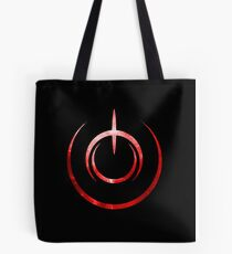 Archer Command Spell Red Tote Bag