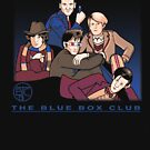 The Blue Box Club by Ratigan