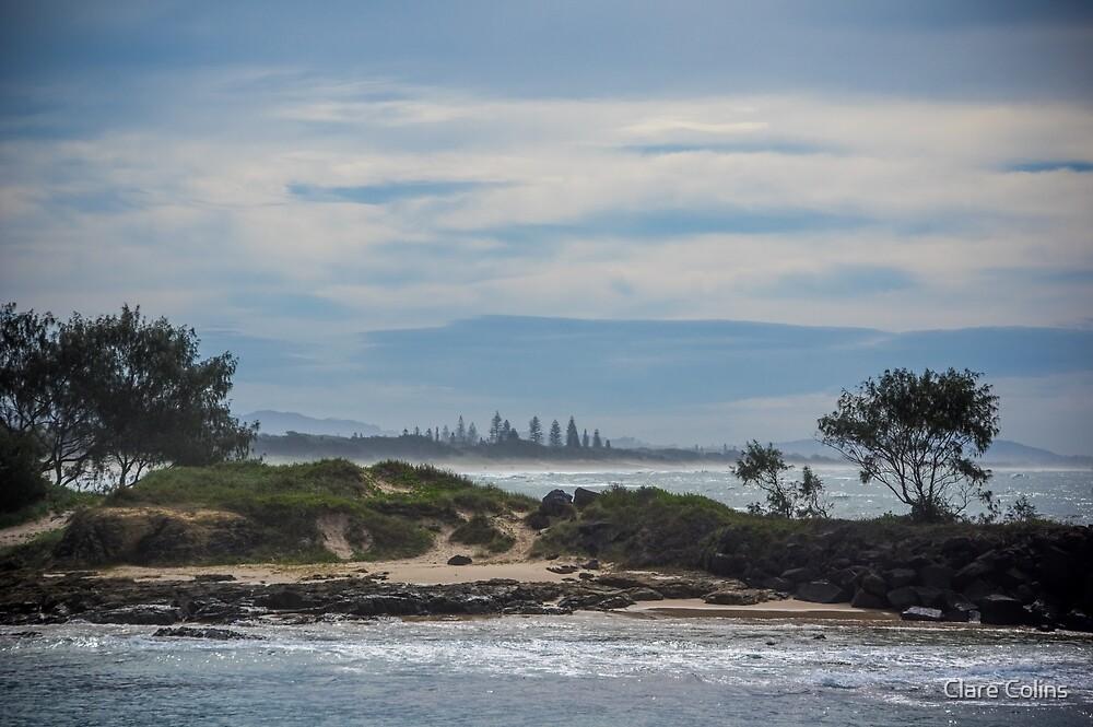 Brunswick Heads, NSW, Australia by Clare Colins