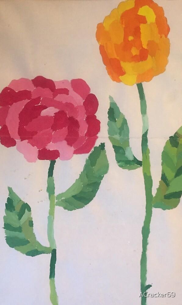 Aaron's World of Flowers by ACracker69